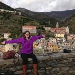 Jenny in Italy