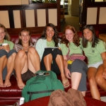 Last night in Wyoming at the Noble Hotel (NOLS dorm)
