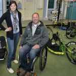 Jasmine sponsored the purchase of a handcycle to facilitate individual participation in the annual Cycle to the Sea fundraising ride from Charlotte to Myrtle Beach, SC.