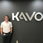 Daniel was a product development intern at KaVo Kerr in Charlotte, NC.