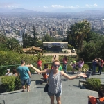 Caroline spent a semester immersing herself in the Latin culture of Santiago, Chile.