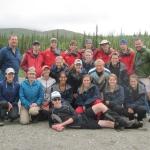 NOLS Alaska - Levine Class of 2015
