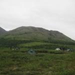First campsite in Alaska