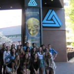 Levine Scholars at Discovery Place