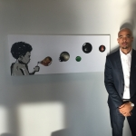 Brandon worked with local artists to produce an art exhibit and fundraiser benefiting Everybody Eats.