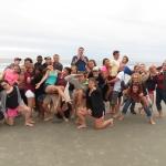 Fun times at the beach