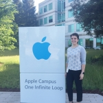 Jaden spent two summers and one semester interning at Apple in Cupertino, CA.