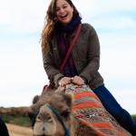 Leysha in Morocco