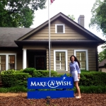 Make-A-Wish intern, Isabella Calpakis